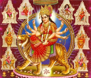 Durga, Warrior Goddess